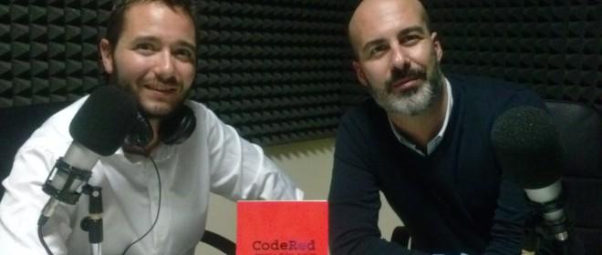 """CodeRed"" y Antonio Muñoz Robles @muozroblesanton @VirtudesLeiva http://goo.gl/paSjFM"