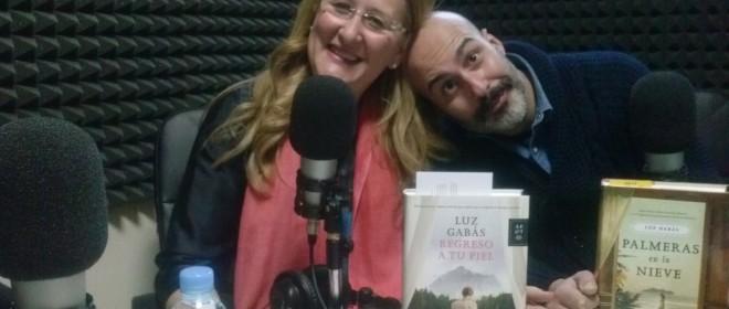 Luz Gabas y Roberto Drago @Planetadelibros @Kirikylabruja @LibreraLetras @LaCharchaTaberna @LauraPinana @rdrago72 @CNCMirador