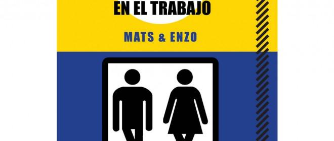 Como hacer CACA en el trabajo Mats & Enzo @MREdiciones @Planetadelibros @Kirikylabruja @LibreraLetras
