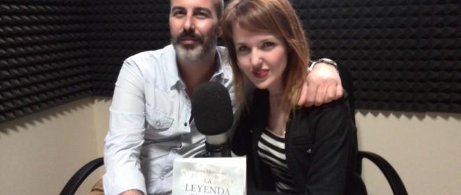 Vanessa Monfort y Naim Thomas @vanessamontfort @megustaleer @Kirikylabruja @LibreraLetras @NaimThomas