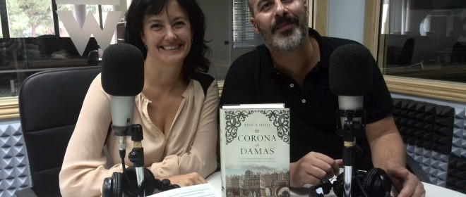 Tosca&Soto y Manu Baqueiro @ToscaSoto @megustaleer @ManuBaqueiro @Kirikylabruja @LibreraLetras @SomNegra @BrassaNova